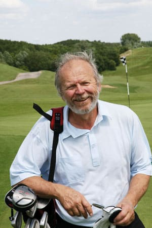 Hubert-CHESNEAU, architecte du Golf De Saint-Malo
