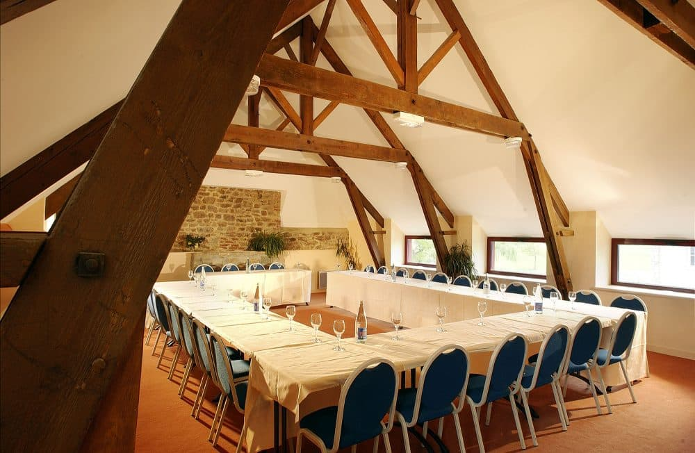 Salle de séminaire du Golf de Saint-Malo