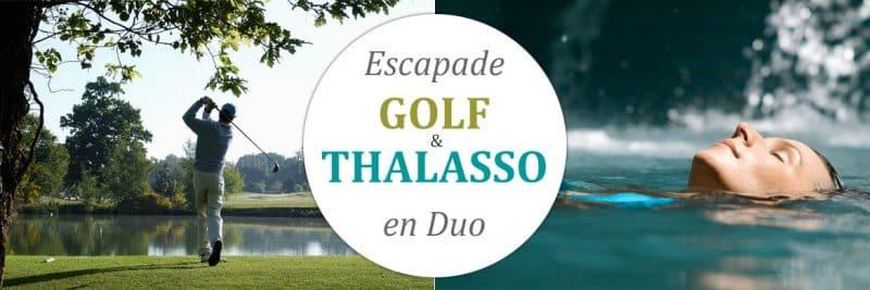 Sejour Golf et Thalasso