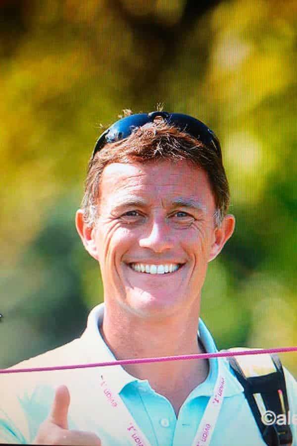 Yann Kervella, Professeur de Golf à Saint-Malo