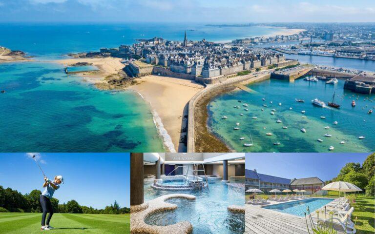 Saint-Malo Golf Resort **** 1