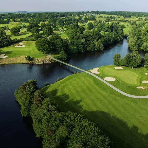 Escapade Gourmande & Golf pour 2 personnes 2