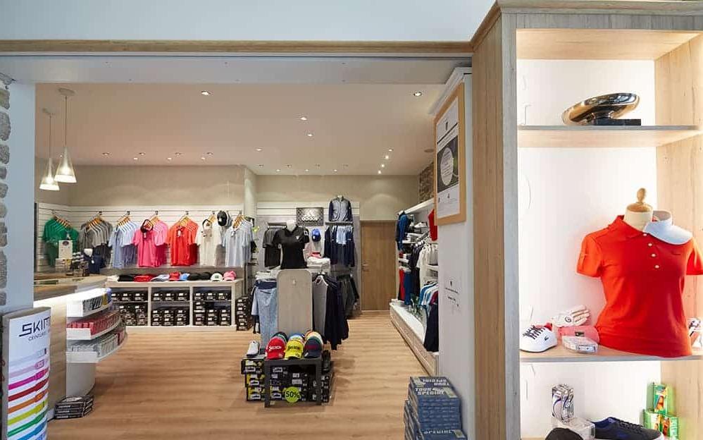 Boutique Proshop du Golf de Saint-Malo