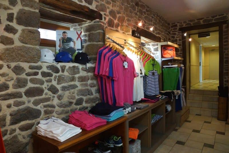 Proshop : acheter du matériel Golf