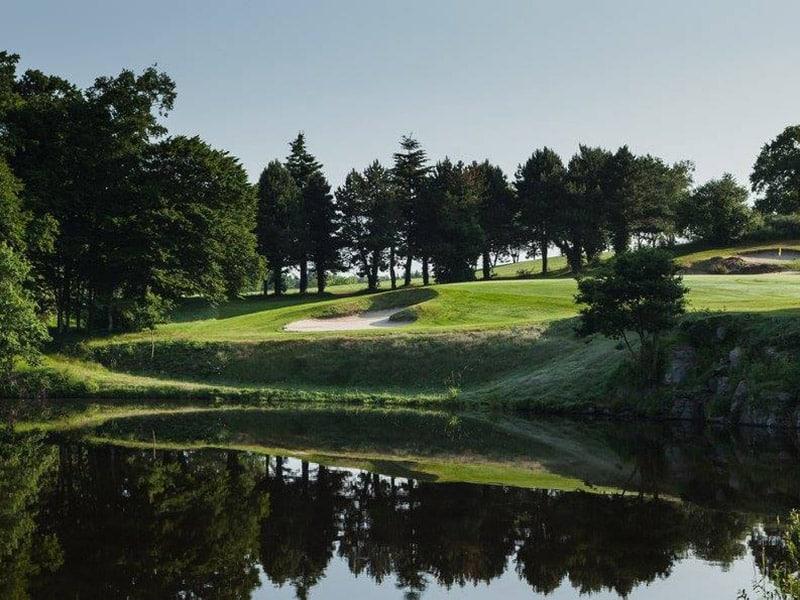 Golf-Romantique