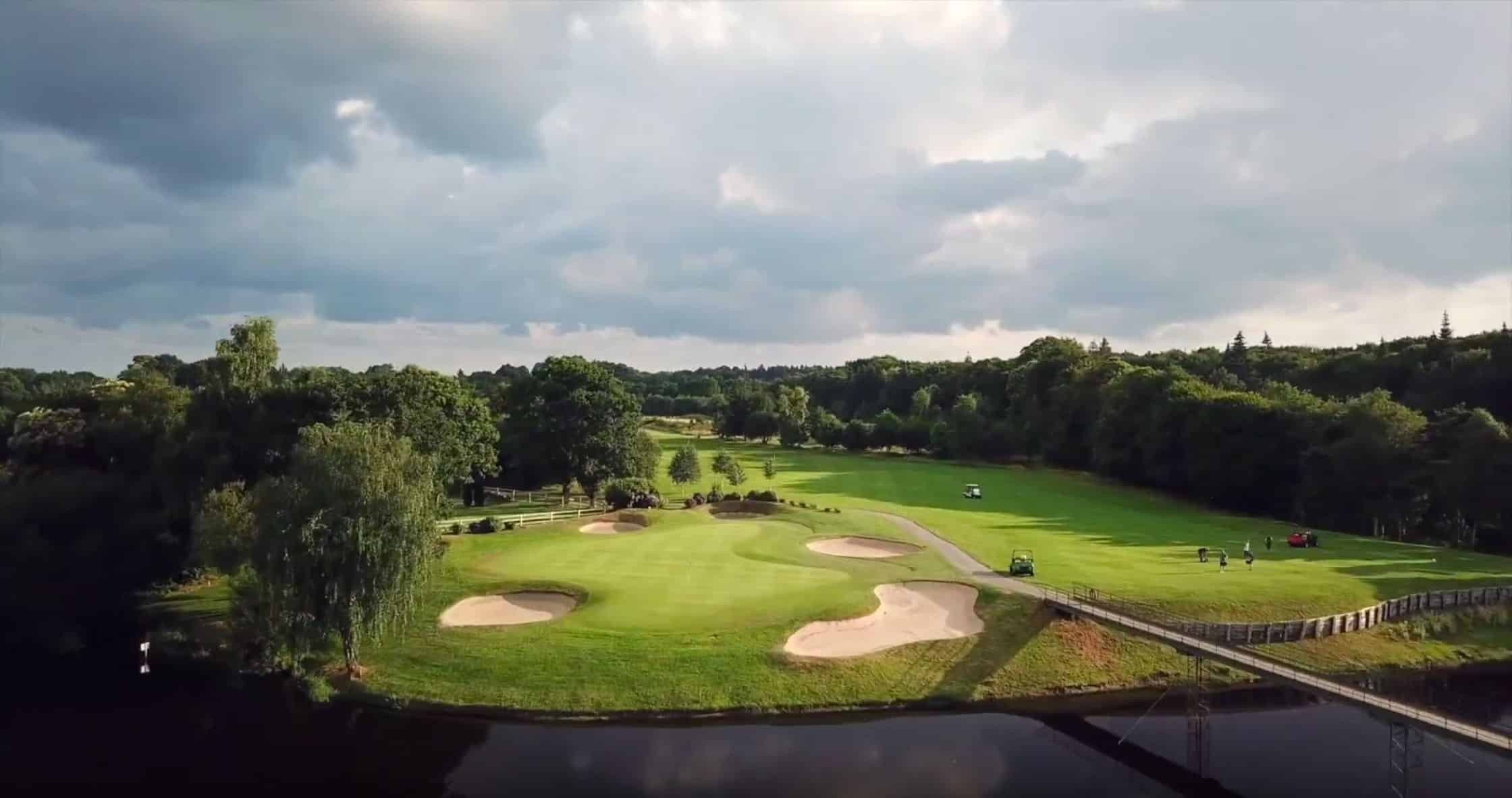 Video de saint-malo Golf Resort