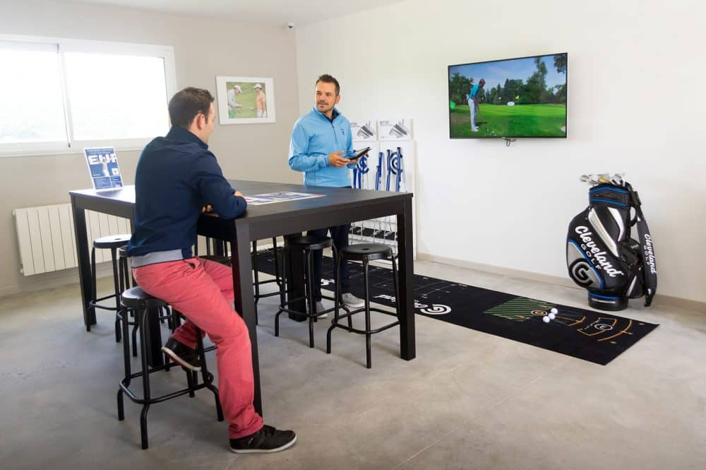 training-center golf