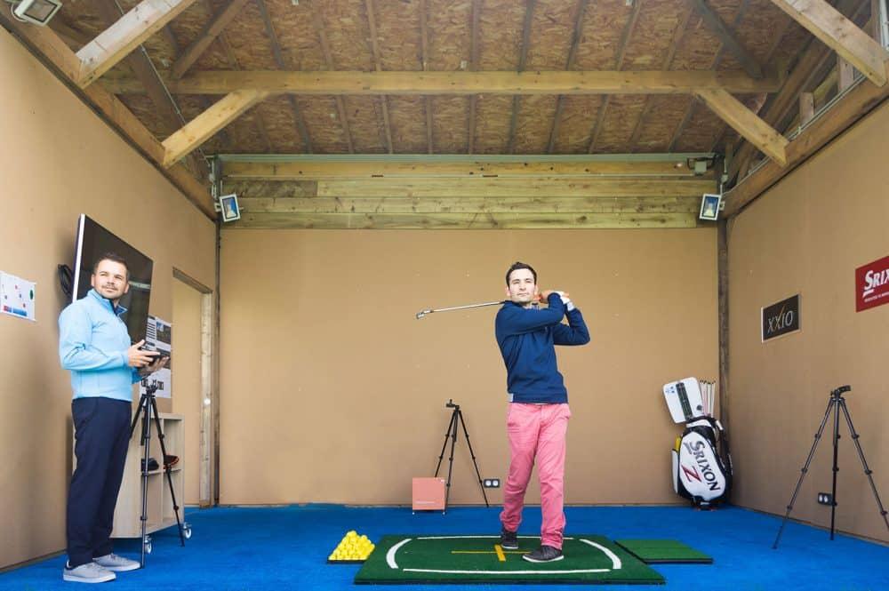 training-center Golf de saint-malo